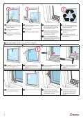 MONTERINGSANVISNING: GLASS I NORDAN ... - NorDan UK Ltd - Page 4