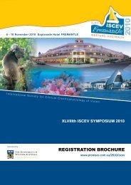 REGISTRATION BROCHURE - Australian Veterinary Association