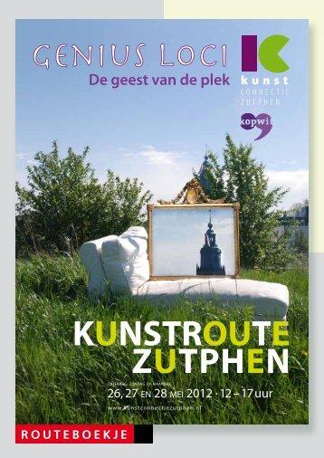 Genius Loci - Kunst Connectie Zutphen