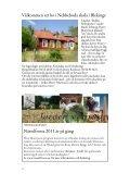 Doris 2011 19 - Harry Martinson-sällskapet - Page 2