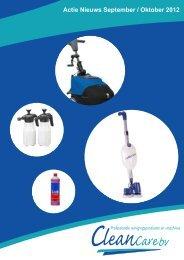 Actienieuws 09+10 2012.pdf - Cleancare bv