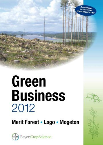 Merit Forest - Bayer CropScience Professional Business