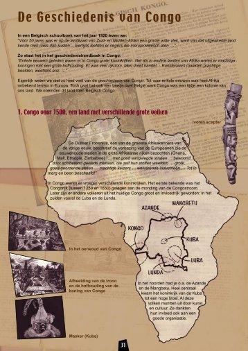 De Geschiedenis van Congo - Inktaap