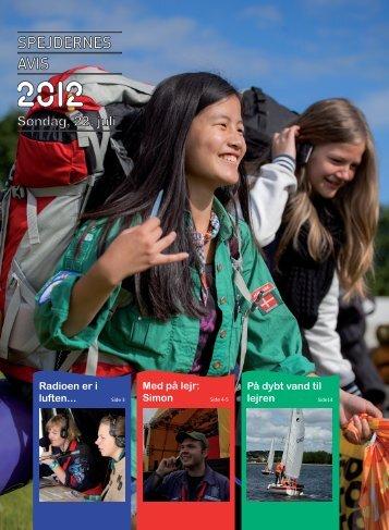 Med på lejr - Stavanger 2013