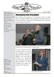 Medlemsblad 2006-01 - svartviksdagarna.y.se