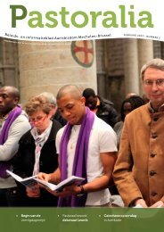 Beleids- en informatieblad Aar el • Begin van de ... - Kerknet