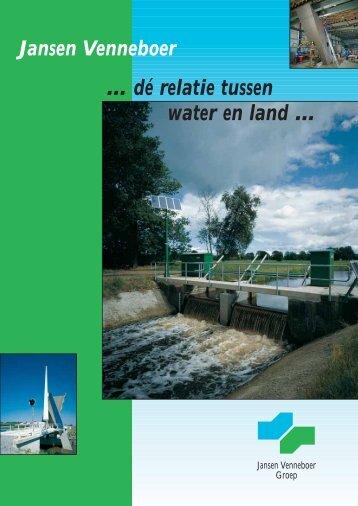 … dé relatie tussen water en land … - Jansen-Venneboer
