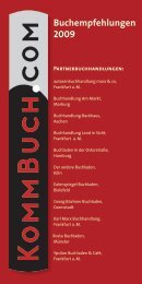 Ckdldmr J. Sdsy - Autorenbuchhandlung Marx & Co