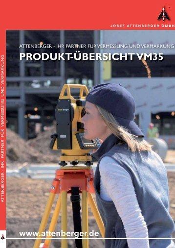 PRODUKT-ÜBERSICHT VM35
