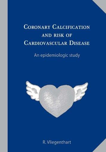 Coronary Calcification and risk of Cardiovascular Disease - Epib.nl