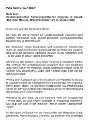 dorf, Hotel Mercure, Stresemannplat - Petra Kammerevert