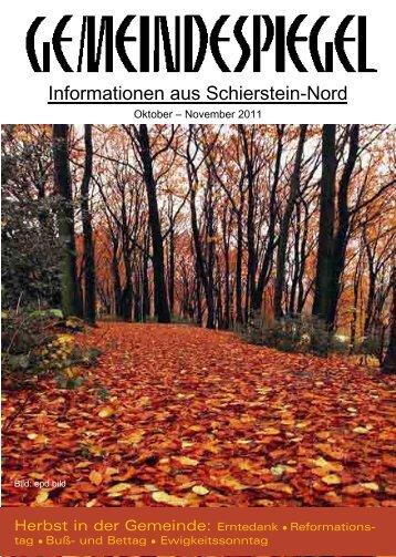 Benno Schäfer - Auferstehungsgemeinde Schierstein