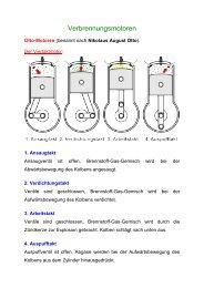 Verbrennungsmotoren