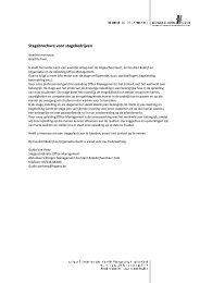 Office Management - Faculteit Bedrijf en Organisatie - Hogeschool ...