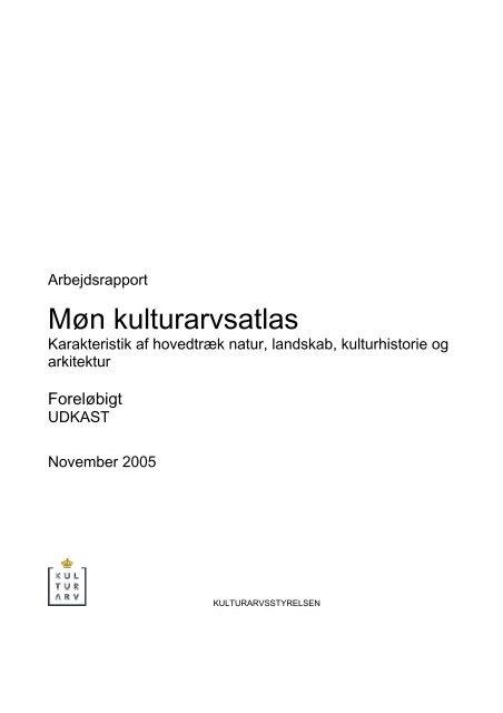 Se PDF-rapporten her - Møn