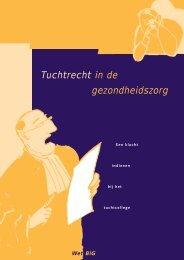 Tuchtrecht in de gezondheidszorg - GGD Amsterdam