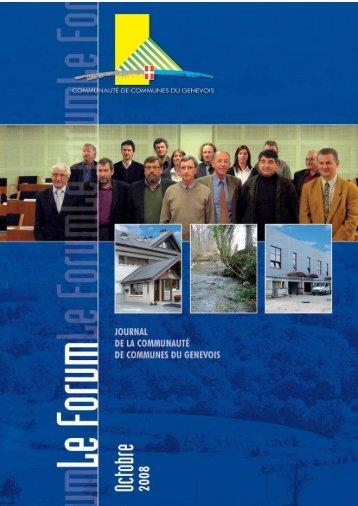 Untitled - Communauté de Communes du Genevois