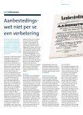 Aanbeste - Boels Zanders Advocaten - Page 2