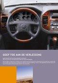 PAJERO - Mitsubishi Motors Netherlands - Page 6