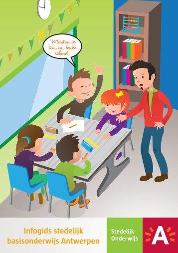 Infogids - Stedelijk Onderwijs
