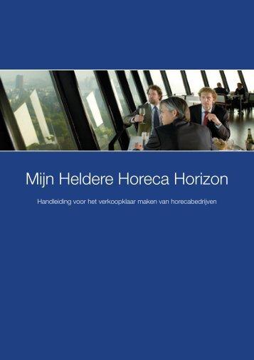 hier - Mijn Heldere Horeca Horizon