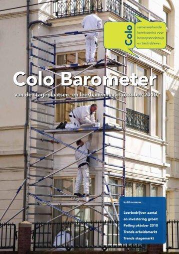 colo-barometer-2010-10.pdf (3.4 MB) - Kansopwerk.nl