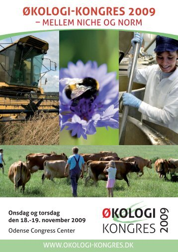 økologi-kongres 2009 - LandboNord