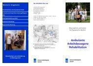 Definitiver ABR Flyer 2.pub - Rheumaklinik - UniversitätsSpital Zürich