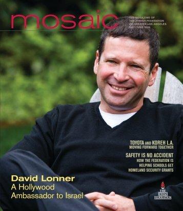 David Lonner - Manage My Account