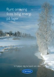 Runt omkring finns billig energi på lager - Allklimat
