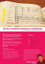 download flyer - Vijverberg Academy