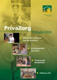 PrivaZorg Magazine, jaargang 7,april 2011, nr. 1.pdf