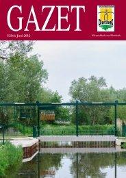 Editie Juni 2012 - Gazet - Dierdonk