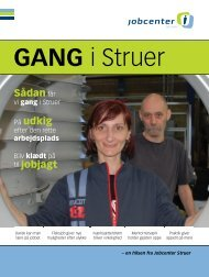 GANG - Struer kommune