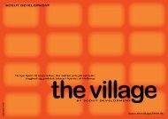 brochure - the village