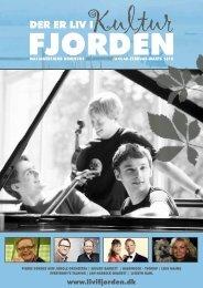 Særudstillinger - Liv I Fjorden