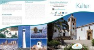 Geschichte und Kultur - Fuerteventura