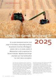 Læs side 34-39 i MiljøDanmark nr. 4, 2004 - Miljøministeriet