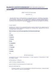 uitspraak die het Europese Hof van Justitie op 26 mei heeft ... - IOT