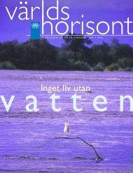 Inget liv utan - Svenska FN-förbundet