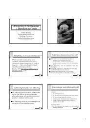 Föreläsningens presentationsmaterial, Anders Broberg, som pdf ...