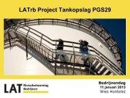 Presentatie LAT RB project tankopslag door Wies Hontelez