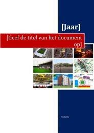 nota - Gemeente Heerenveen