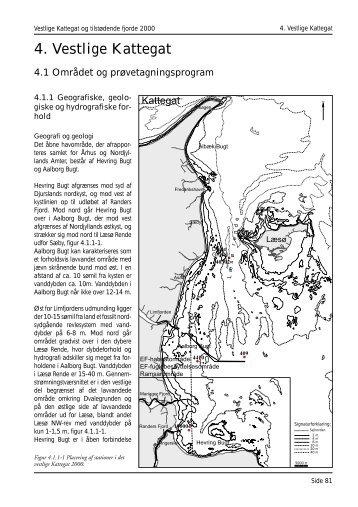 4. Vestlige Kattegat - Mariager Fjord