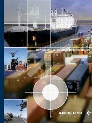 Jaarverslag 2011 - Koninklijke Belgische Redersvereniging vzw