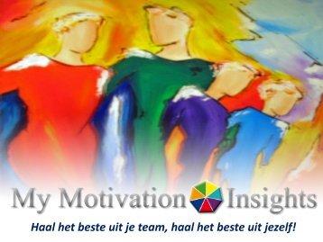Haal het beste uit je team, haal het beste uit jezelf! - My Motivation ...