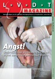 01-10-2005 LVDT-Magazine Nummer 3 - Landelijke Vereniging ...