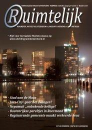 Ruimtelijk juni 2012 - Stichting Ruimte Roermond
