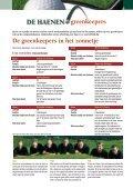 Zo zijn onze manieren - Golfpark De Haenen - Page 5