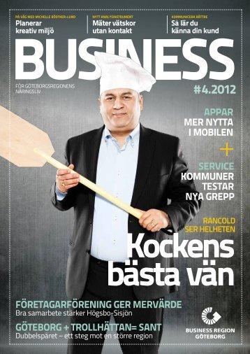 # 4.2012 - Business Region Göteborg